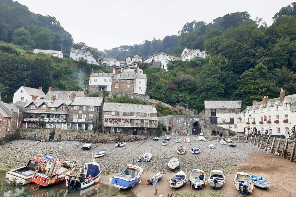 Beautiful Clovelly
