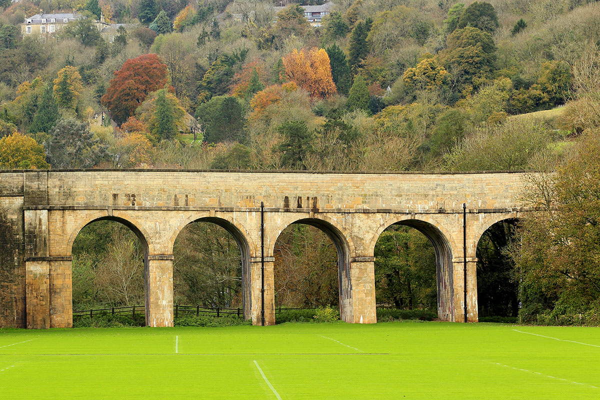 Viaduct in South West England