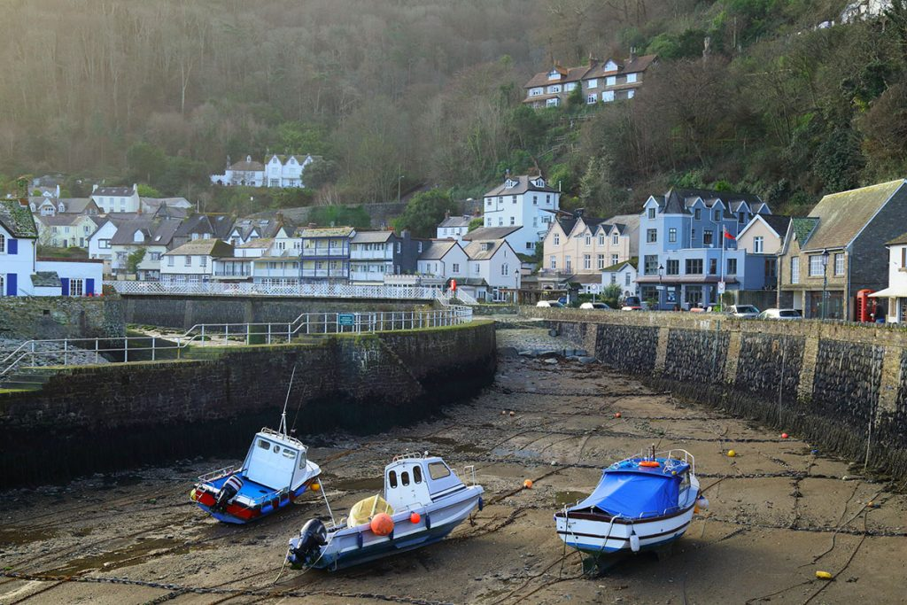 Beaches of Lynmouth