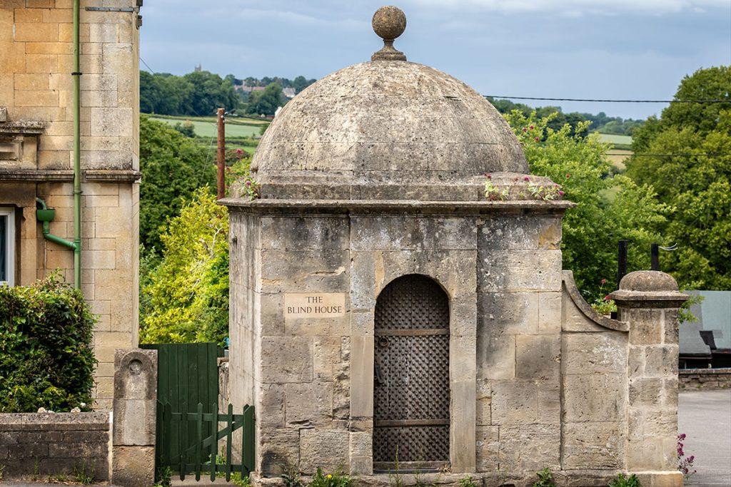 The Blind House, Box, Near Bath