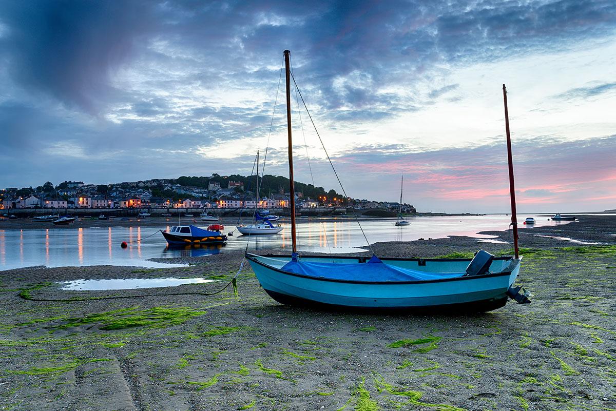 Boats near Appledore, North Devon