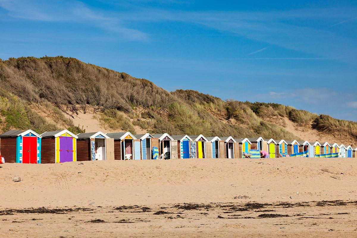 Beaches in Braunton, North Devon