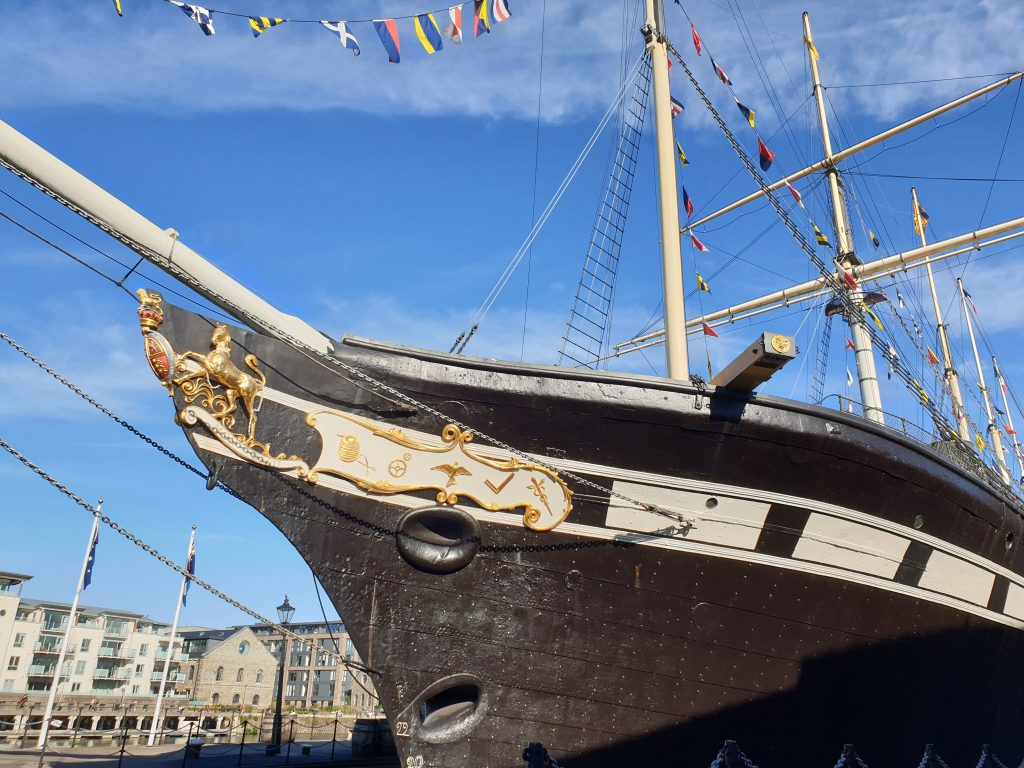 SS Great Britain, Bristol, South West England