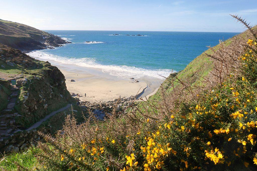 St Ives to Sennan, Cornwall