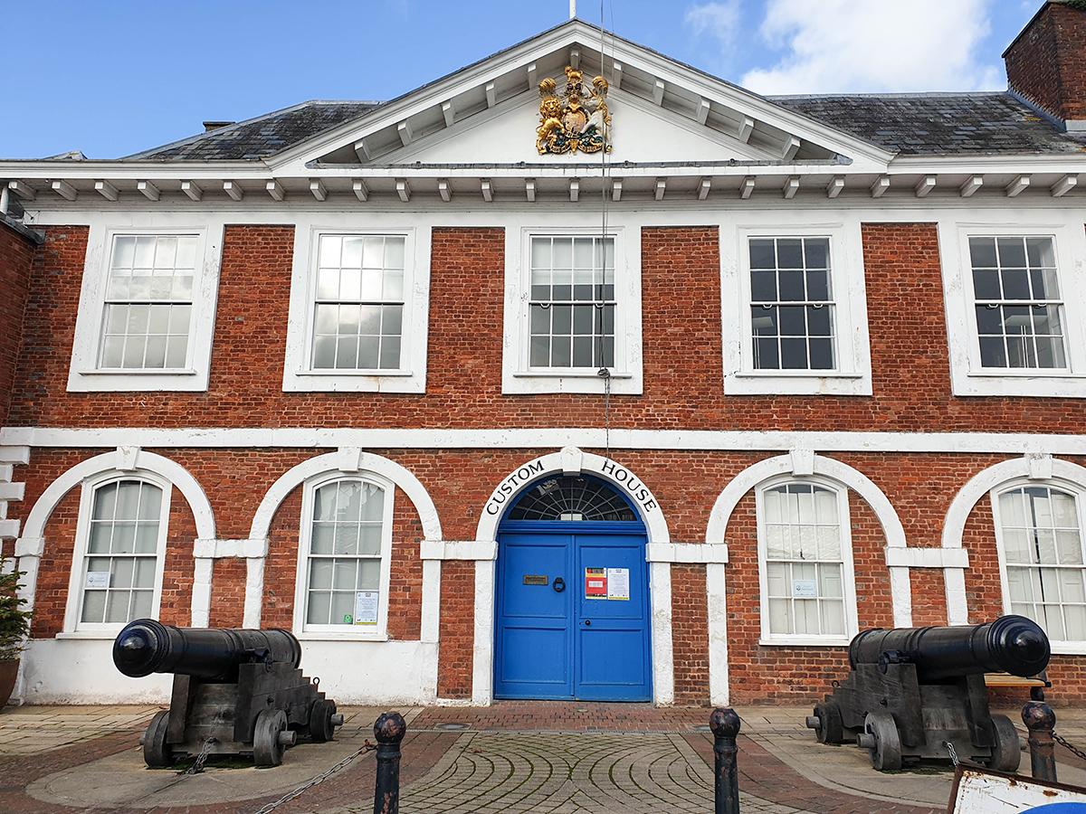 Custom House Exeter, Devon