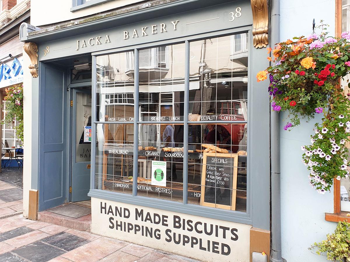 Historic Bakery Plymouth, Devon
