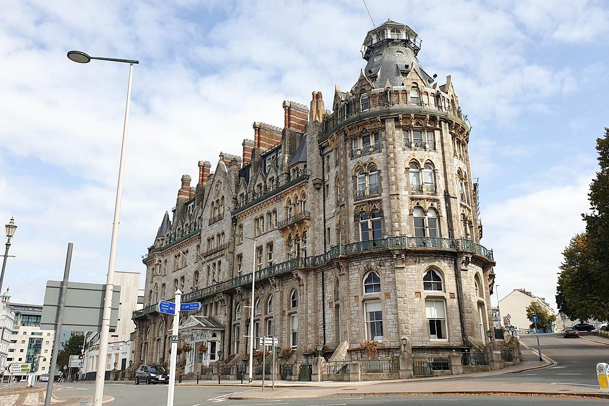 Duke of Cornwall Hotel Plymouth