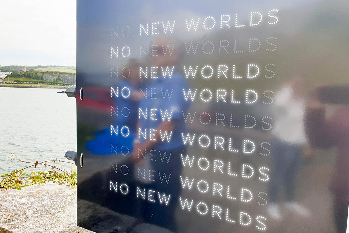 No New World Plymouth
