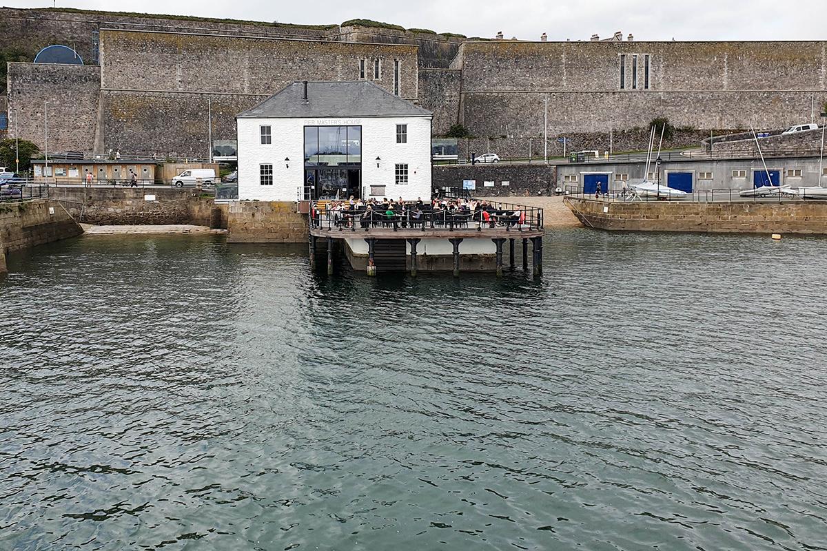 The Piermasters Plymouth, Devon
