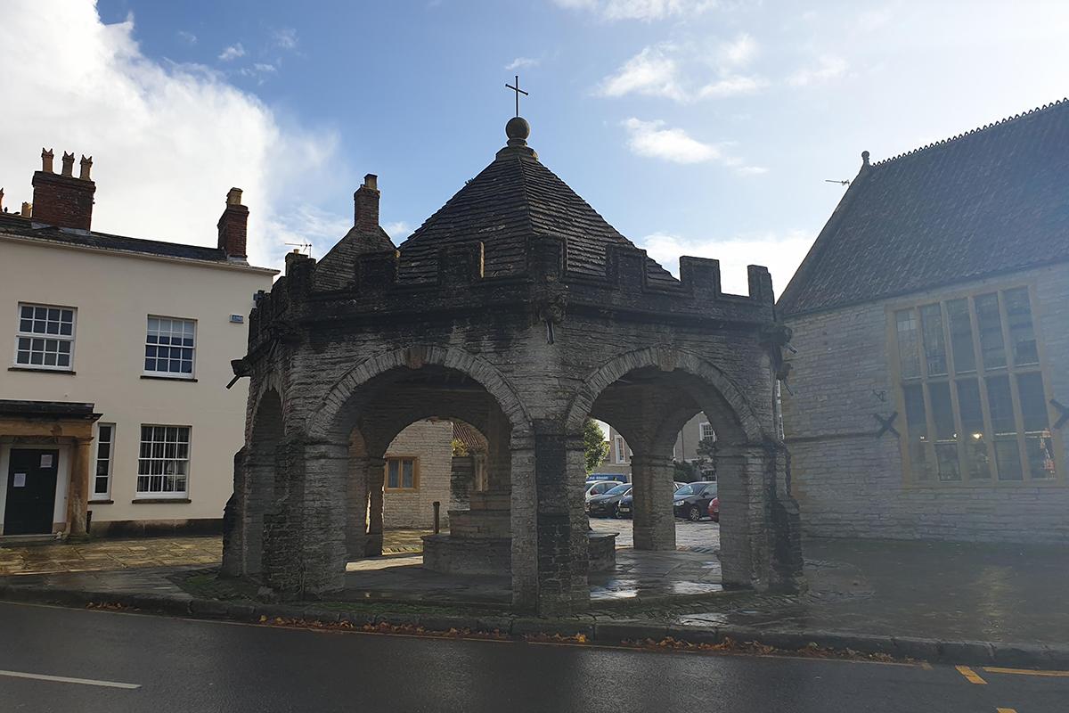Somerton Buttercross, Somerset