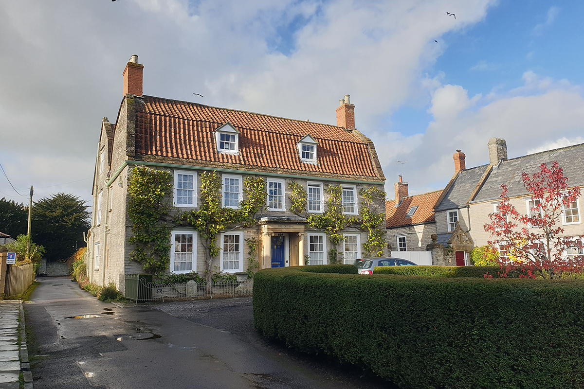 A house in Somerston, Somerset