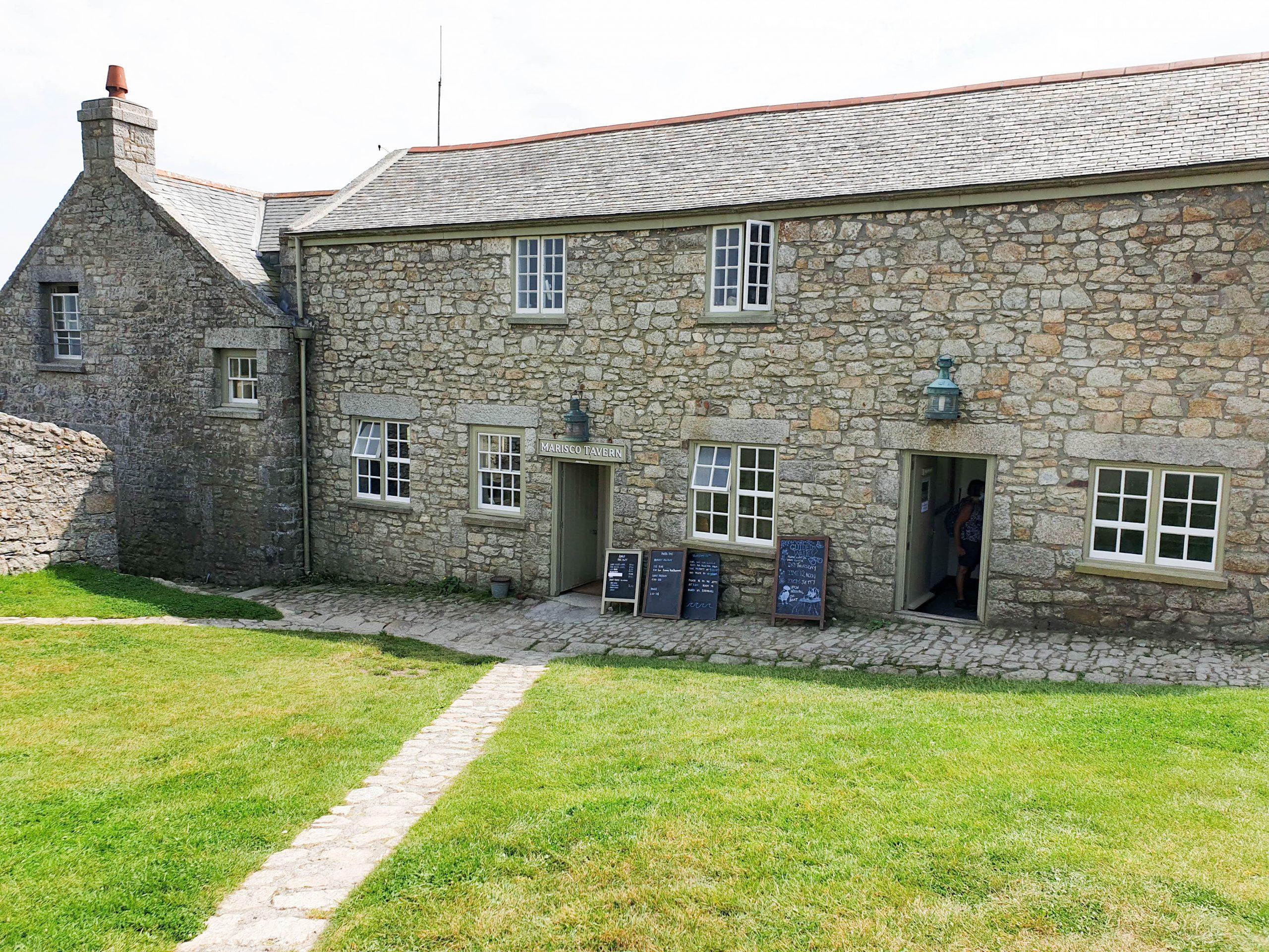 Lundy Island Pub, North Devon