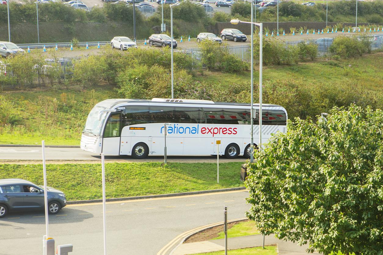 National Express Coach