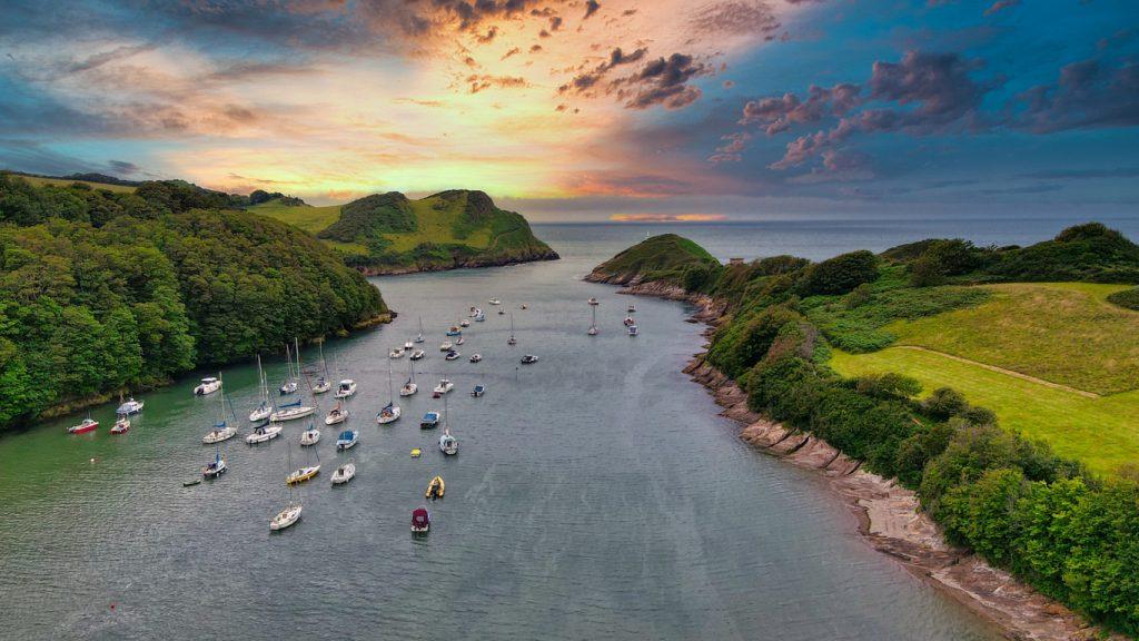 Stunning Watermouth in North Devon