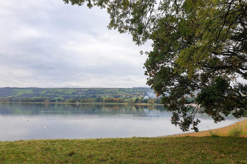 Blagdon Lake in Bristol