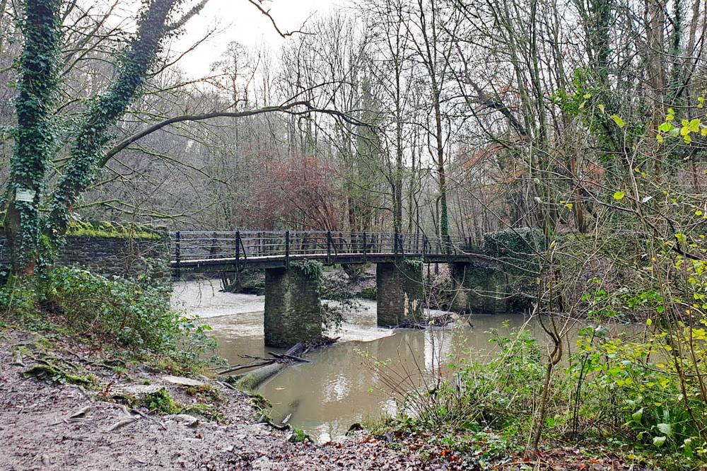 Snuff Mills in Bristol