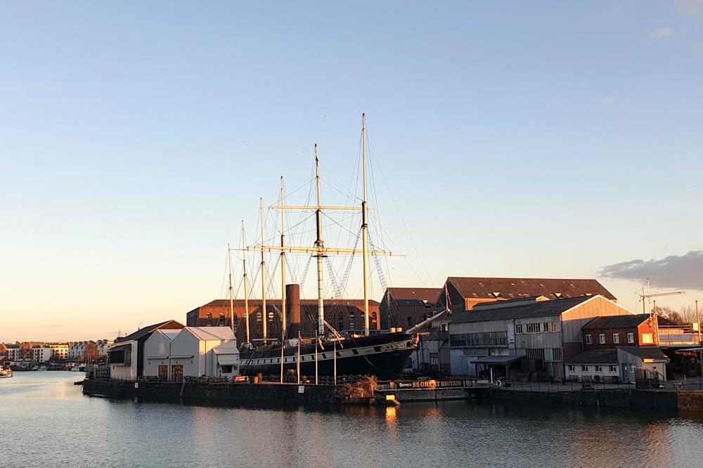 SS Great Britain in Bristol