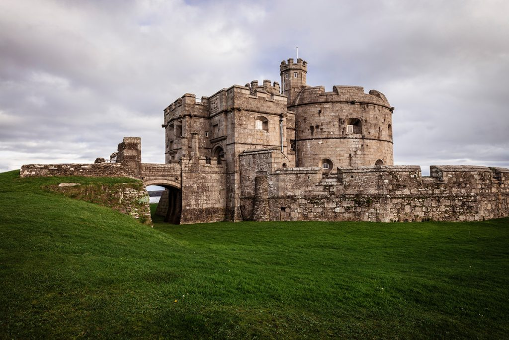 Henry VIII's Artillery Fort, viewed from the west