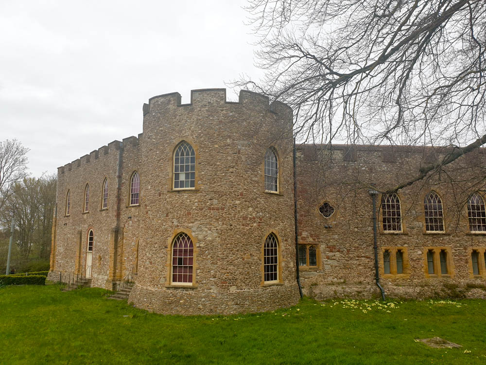 Taunton Castle and Museum of Somerset