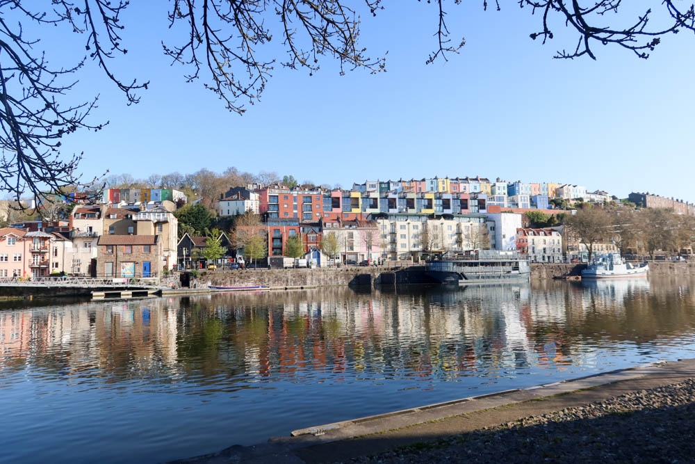 Bristol coloured houses