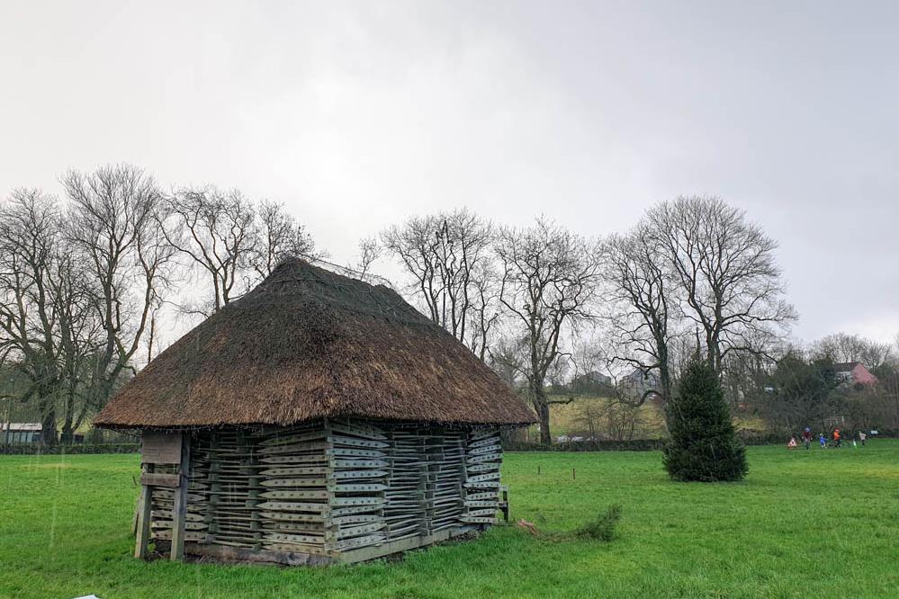 Hut in Priddy