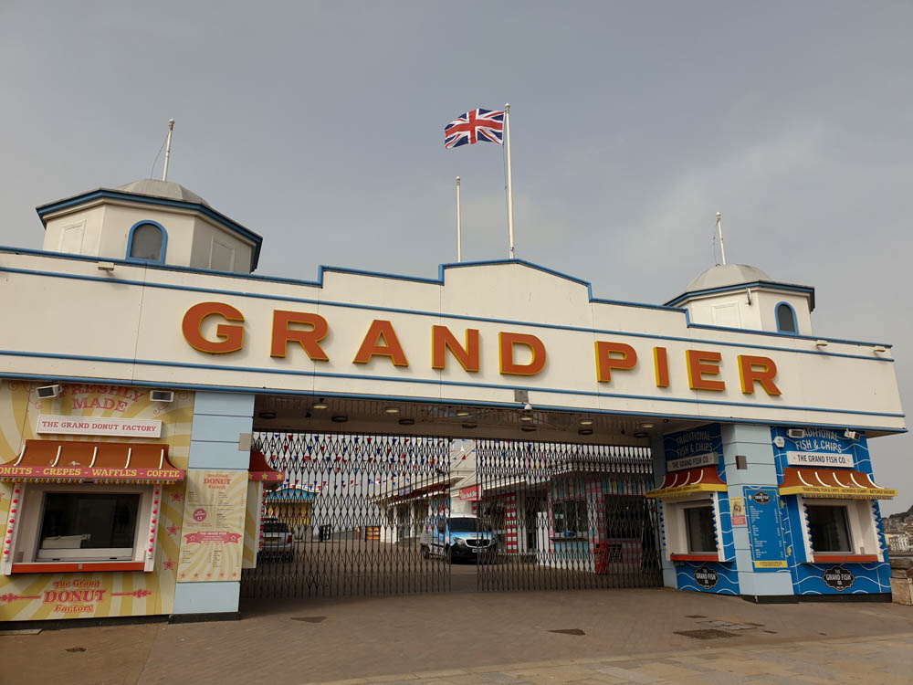 Weston Super Mare Pier