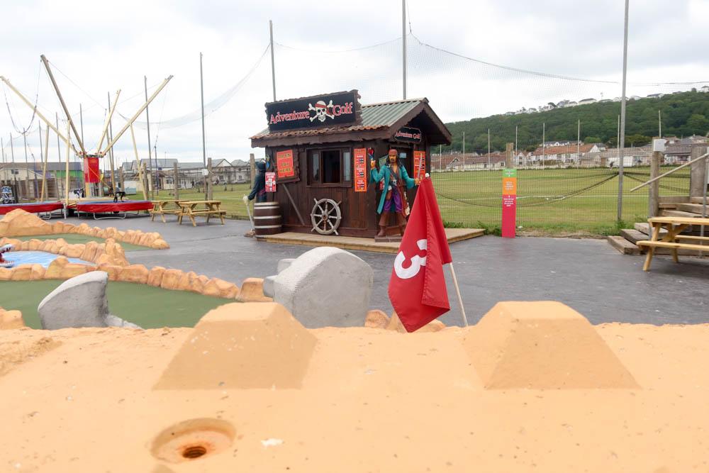 Golf at Westward Ho