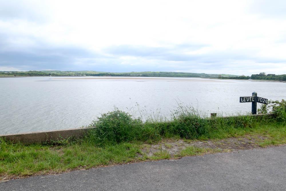 River view of Taw near Braunton