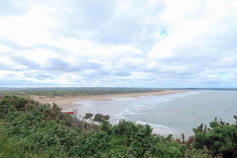 Saunton Sands Beach near Braunton