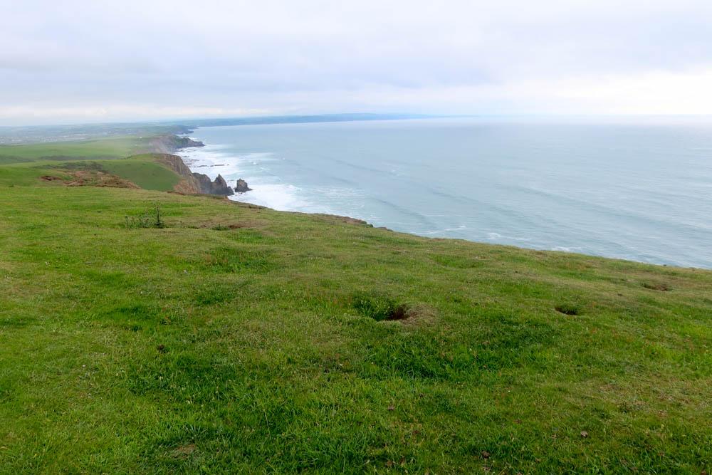 Sea view near Bude
