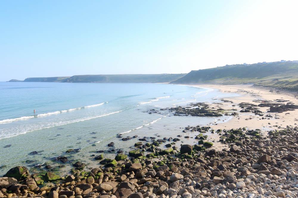 Sennen Cove Beach