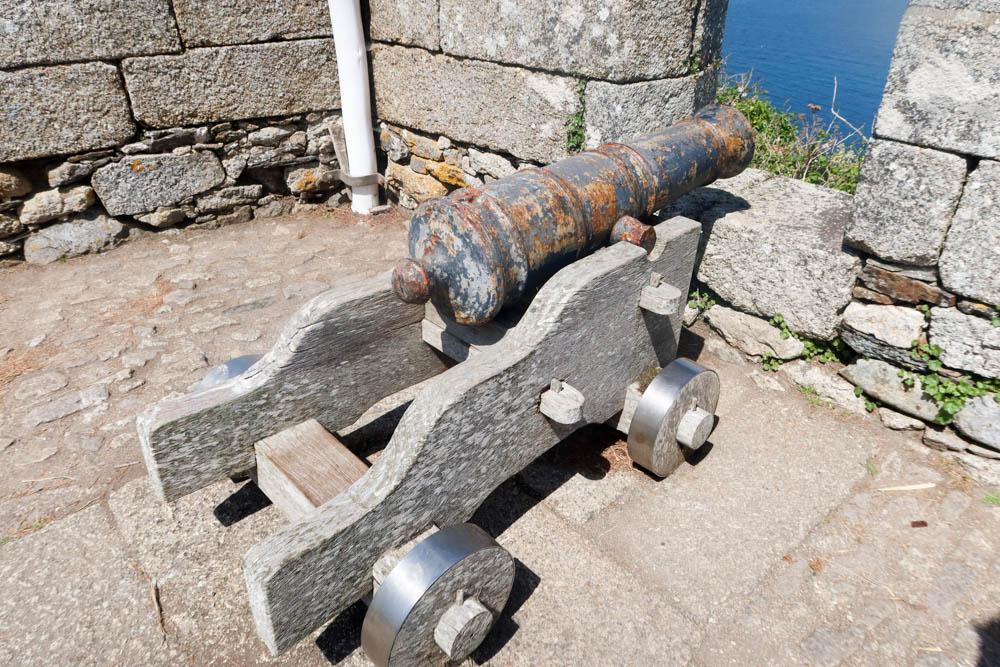 St Michael's Mount Cannon