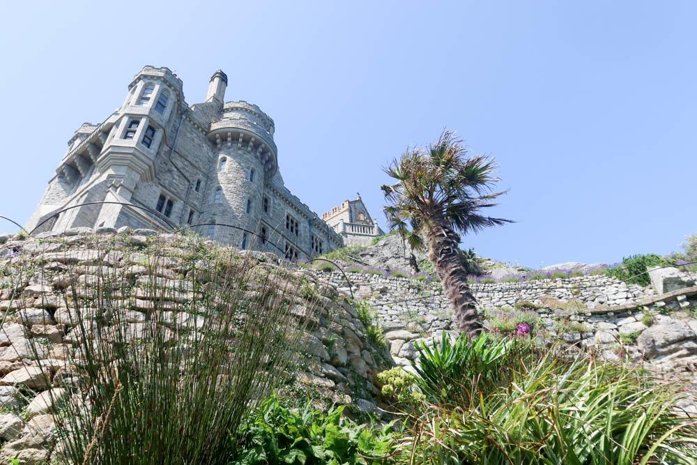 St Micheal's Mount Castle