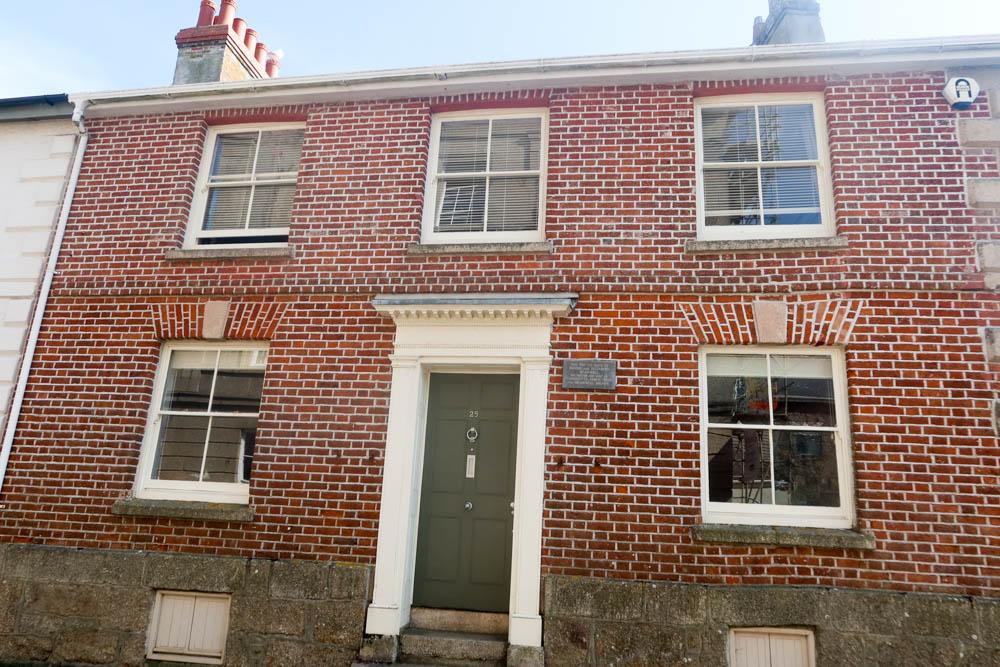 Maria Branwell House