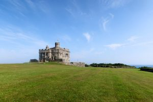 Pendennis Castle: one of the best things to do in Falmouth