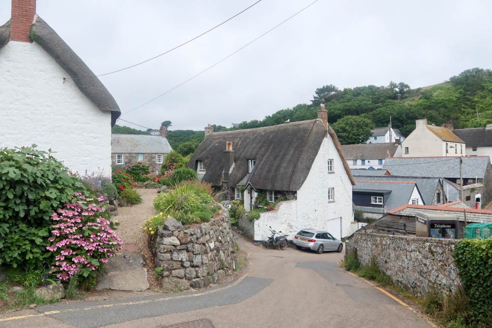 Cagdwith Village on the Lizard