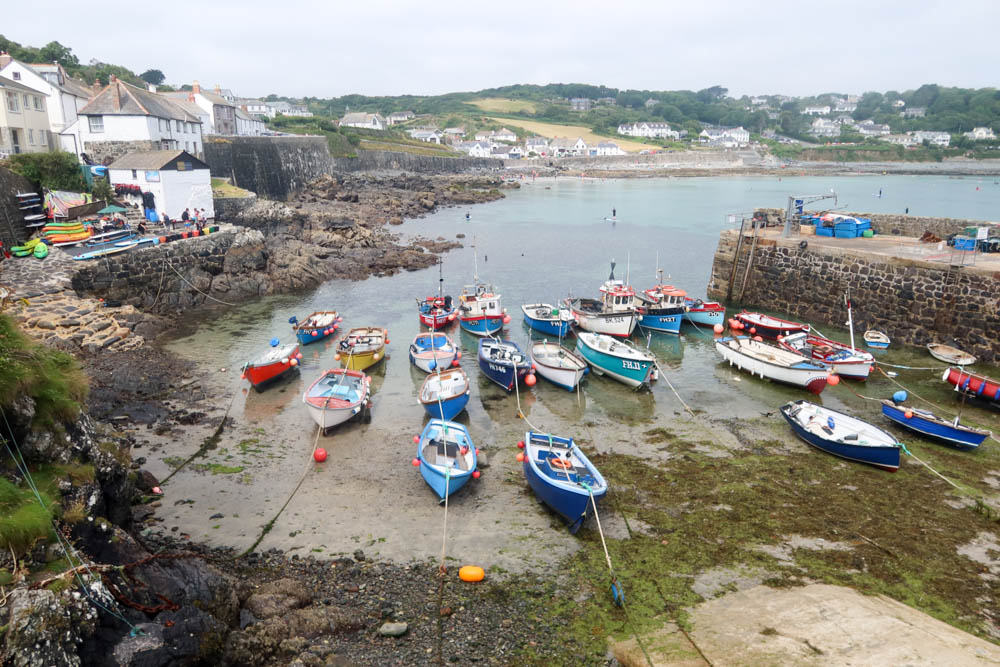 Coverack on the Lizard