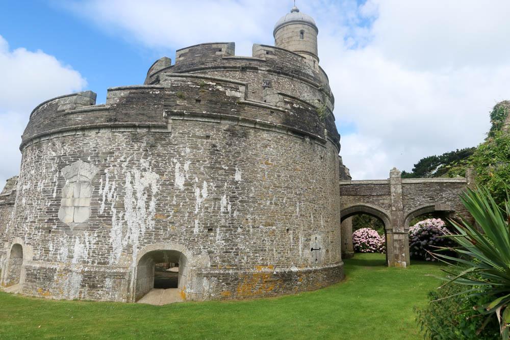 St Mawes Castle