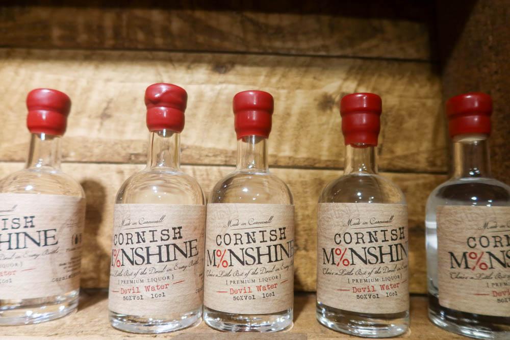 Cornish moonshine