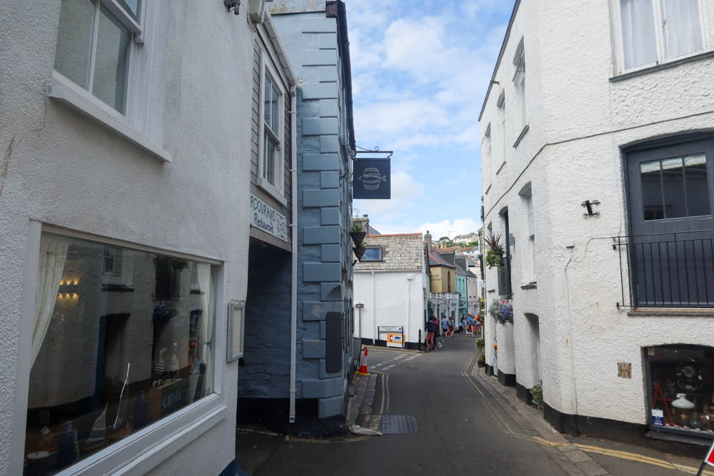 Mevagissey Old Town