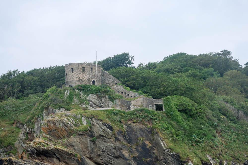 St Catherine's Castle Fowey