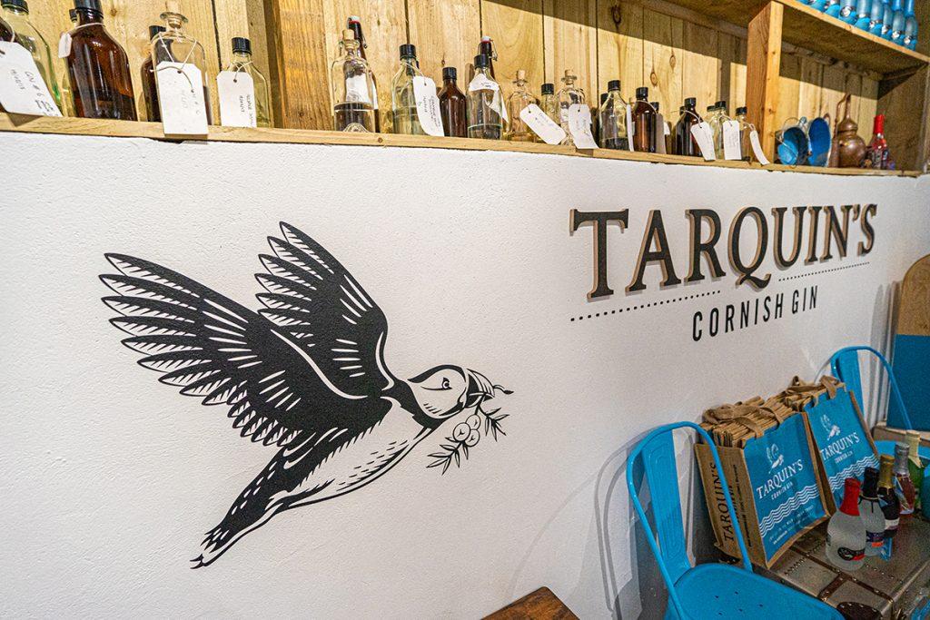 Tarquins near Padstow bird